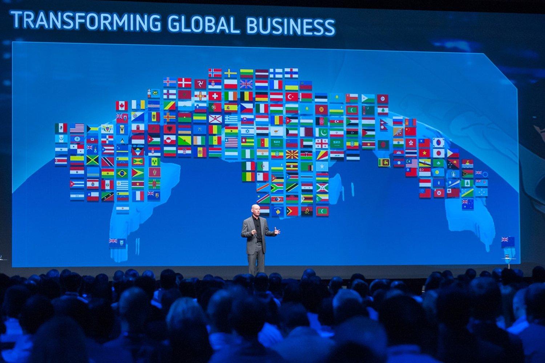Transforming Global Business
