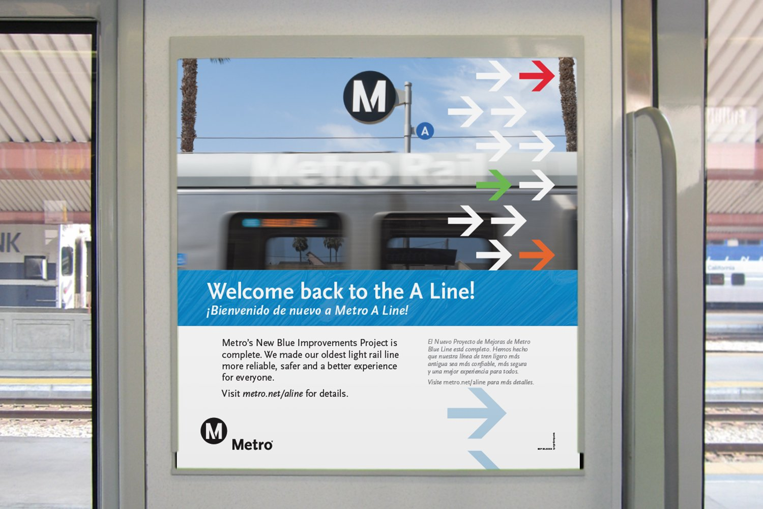 Welcome Back to the A Line