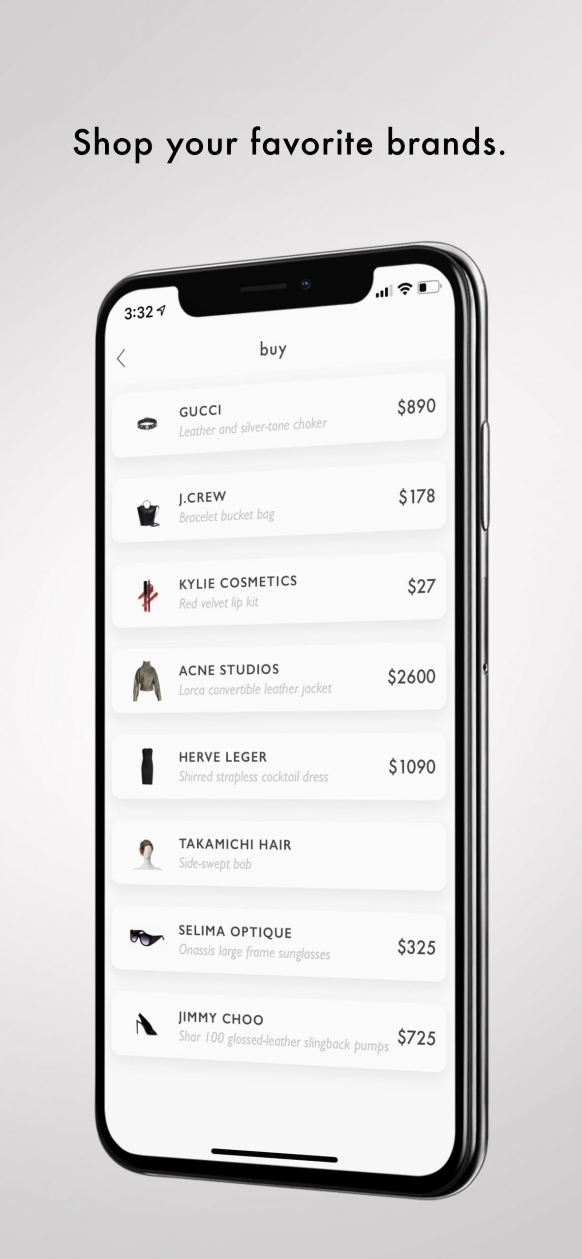 Love Looks App Screens